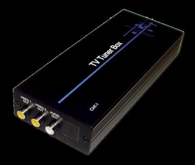 Cypress T. CMT-1H Analog Tuner PAL / SECAM