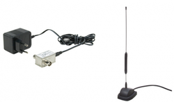 Aktiv inomhusantenn spröt 220V UHF / VHF