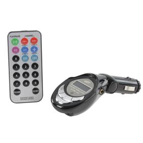 König MP3-FMTRANS40 FM-sändare för bil