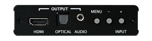 CYP/// Komposit till HDMI med Audio
