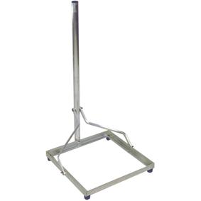König Balkongstativ för parabol, antenn mm
