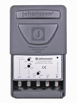 Antennförstärkare SKÅNE UHF / UHF / VHF / FM