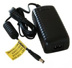Nätdel till DVR -Serien 2,0 Ampere