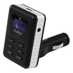 MP3-FMTRANS50 FM-sändare för bil med Blåtand