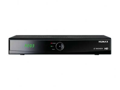 BXR-HD DVBT2 mottagare för Boxer