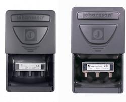 Sammankopplingsfilter FM/UHF/VHF-UHF kombi