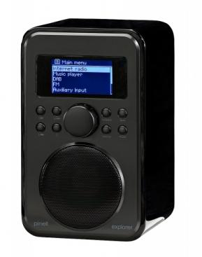 Explorer DAB /FM / Internetradio batteri