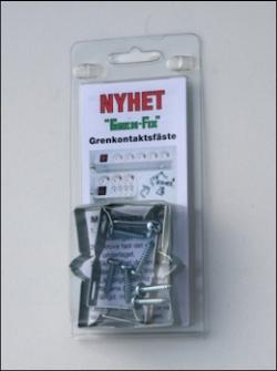 hållare för grenkontakter 3st 4-pack
