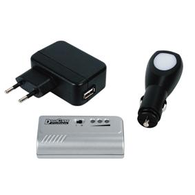 Externt Batteri pack USB 2200mAh