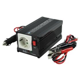 Inverter 24-230 Volt 300 W ren sinusvåg