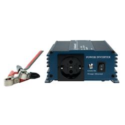 Inverter 12-230 Volt 300 Watt med ren sinusvåg
