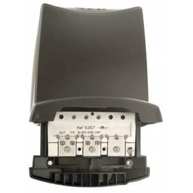 Antennförstärkare UHF / VHF / FM