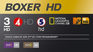 HD paketet