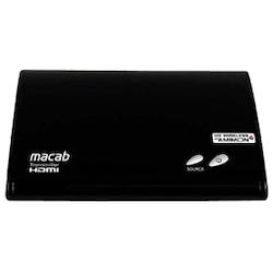 DVL-20 Trådlös HDMI 20m lokal utgång 2 in