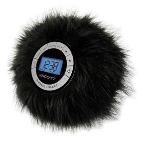 Klockradio Furry