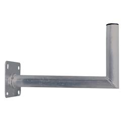 Vinklat väggfäste i aluminium