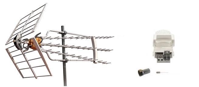 Antennpaket Värmland Turbo