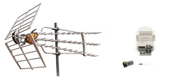Antennpaket Dalarna Turbo