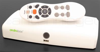 Q211, boxen som gör din TV smart!