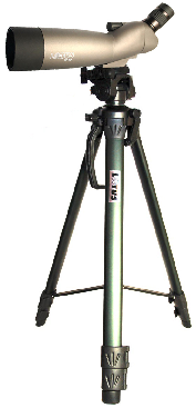 SP 60 med Digipod-stativ