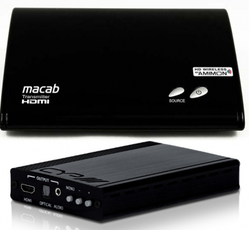 Konferenspaket trådlös HDMI / VGA 20m