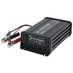 Bilbatteriladdare 230-12V 5A 7-stegs