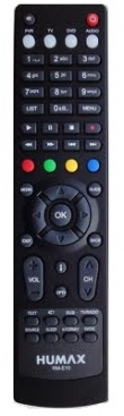 Fjärrkontroll BXR-HD