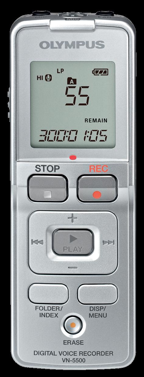 VN-5500PC Digital röstinspelare