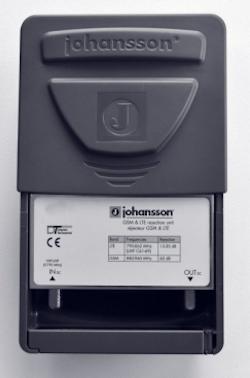 LTE / 4G / GSM filter mot störningar i digitaltv
