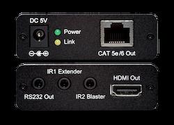 HDMI v1.4 över Single CAT5e/6