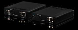 HDMI förlängare över Cat6, KIT, 100m, 4K, PoE, RS232
