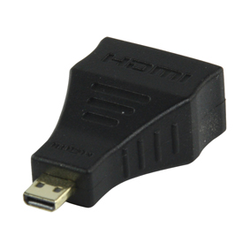 HDMI micro Hane - HDMI std Hona
