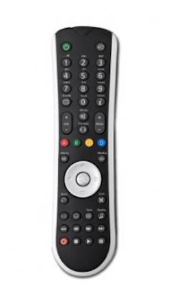 Fjernbetjening RT-90 Danmark Boxer digitalbox