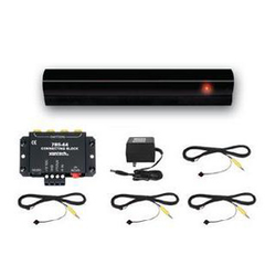 480-85B IR Receiver Kit LCD Säker 30-60khz