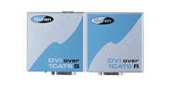 DVI över 1 CAT6a
