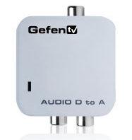 GefenTV Digital Audio to Analog Adapter