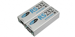 RS232 extender over Cat5