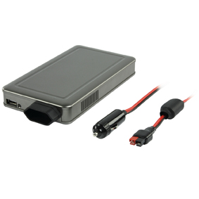 Inverter 12-230 Volt 120 Watt ren sinusvåg
