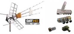 Antennpaket Skåne Large + 20m kabel LTE