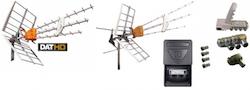 Antennpaket Skåne Large + Danmark med LTE