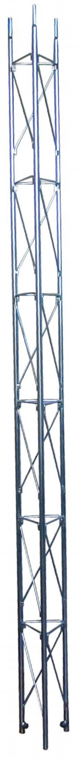Fackverksmast bas 180 serie 2,5m