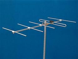 FM-Antenn 5 element