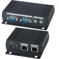VGA Extender med Loop Output 1:3