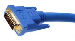 Dual Link DVI Copper Cable 15,24m (M-M) Black