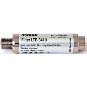 LTE-3410 LTE/4G/GSM filter mot störningar