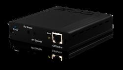 Full HDBaseT mottagare, 4K, IR, LAN, POE, RS232, 100 meter