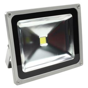 50W 50-LED Strålkastarlampa med Multichip-Modul