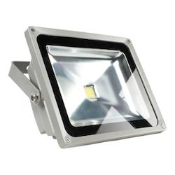 40W 40-LED Strålkastarlampa med Multichip-Modul