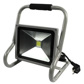 30W 30-LED Strålkastarlampa med Multichip benställ