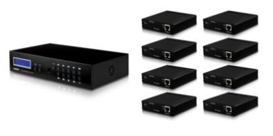 HDMI 8x8 HDBaseT Matris Paket